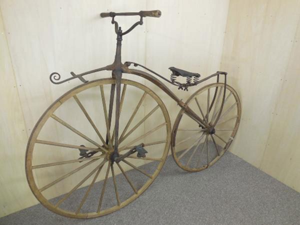 アンティークミショー型自転車