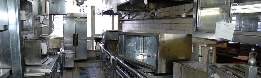 厨房機器買取について
